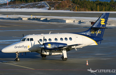 BAe Jetstream 32, autor: KS-U92