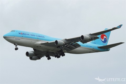 Cestujte s Korean Air, autor: Aero Icarus